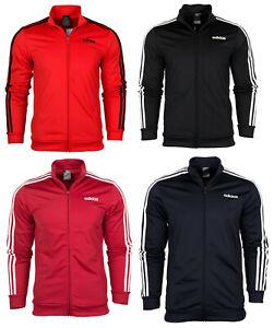 Adidas Essentials 3-Stripes Tricot Herren Jacket Track Top Jacke