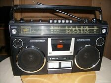 Radiorecorder/Ghettoblaster Sanyo M 4500 KE - made in Japan - DDR Import-1982 -