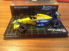 1/43 Minichamps Bennetton B191 Schumacher
