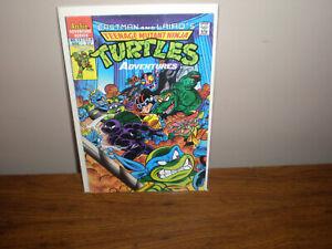 1990 TEENAGE MUTANT NINJA TURTLES COMIC BOOK. NO 13,MINT CONDITION,NEVER READ.