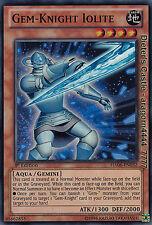YU-GI-OH, GEM-KNIGHT IOLITE, SR, HA06-EN032, 1. Edition
