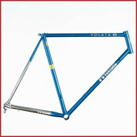 NOS MASS VOLATA 2 COLUMBUS THRON STEEL FRAME VINTAGE ROAD RACING 90s OLD ITALIAN