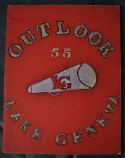 Outlook Junior High 1955 - 1961