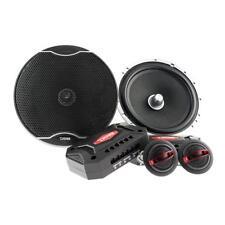 """Ds18 6.5"""" Inch 2 Way 400 Watts Max Component Speaker Set Exl-Sq6.5C 4 Ohm"""