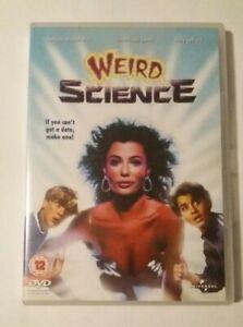 Weird Science DVD 1985 Comedy John Hughes