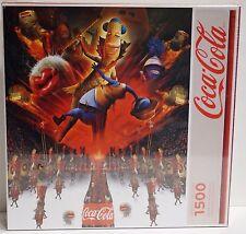 "Springbok ""Coca-Cola Celebration"" 1500 Piece Jigsaw Puzzle"