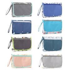 Portable Baby Changing Mat Infant Multifunction Diaper Changing Pad Storage Bag