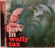 Wally Tax-Love In Dutch psych cd