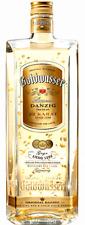 Original Danziger Goldwasser 0,7 Der Lachs Likör mit Blattgold