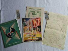 More details for unique collection of festival of britain, theatre & exhibition programs 1951