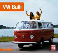 VW Bulli Bus Kult Auto Schrader Typen Motor Modelle Chronik Typen Buch Book
