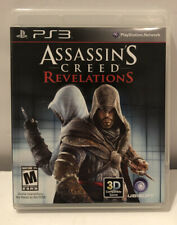 Assassin's Creed: Revelations (Playstation 3, PS3) - Complete With Manual