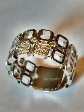 Birks 18k White Gold Diamond Ring