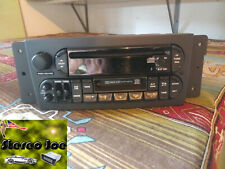 03 Dodge Chrysler Radio Tape CD Stereo OEM Factory * P05082467AC *