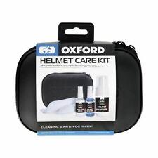 Oxford Motorbike Motorcycle Helmet Care Kit Inc Anti Fog Spray 50ml - OF608