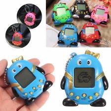 Set of 2 Cyber Pet Tamagotchi 168 Pets in 1 Electronic Virtual Retro Kids Toys