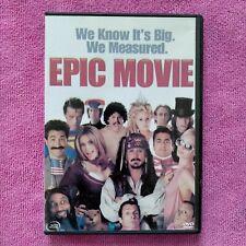 dvd film Epic Movie avec Kal Penn et Adam Campbell