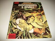 GLI ALBI DI ORIENT EXPRESS N.46 MAGNUS:I BRIGANTI 4:GOVERNANTI E RIVALI.BONELLI!