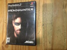 Headhunter Sony PlayStation 2