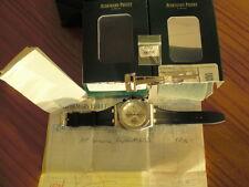 Audemars Piguet Steel Royal Oak Offshore Chronograph Watch...