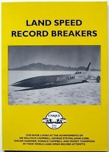 Land Speed Record Breakers: Unique Motor Books Reprint Compilation