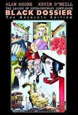 Absolute Ser.: Black Dossier by Alan Moore (2008, Hardcover)