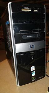 HP Pavilion Elite m9040n (Core 2 Quad Q6600, 3GB of RAM, No HDD and No GPU)