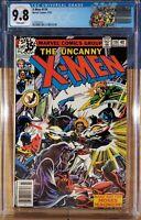 X-Men 119 CGC 9.8 White Pages 1979 VERSUS MOSES MAGNUM CLAREMONT BYRNE
