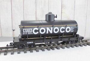LGB (4080) CONOCO SINGLE DOME TANK CAR