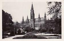 AK, Foto, Wien 1. Bezirk, Rathaus, um 1900 (D)5026-5