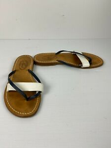 Nana Avorazione Italy slip on Flats Thongs Sandals Size 39