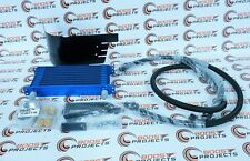 GReddy 10row Oil Cooler Kit For Honda Civic Type R 2017 - On #12058002
