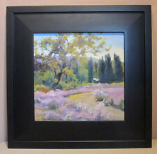 CYNTHIA SINCLAIR__'Heather in Bloom'__O/C - Signed - Framed__ExC__SHIPS FREE