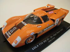 Fly Lola T70 mkiiib3h Cape Town `69 f004301 Limited for slot car racing track