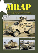 TANKOGRAD NO 3011 MRAP MODERN U.S. MINE RESISTANT AMBUSH PROTECTED VEHICLES