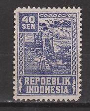 Indonesie Indonesia Java Madoera 33 MNH Japanse bezetting Japanese occupation