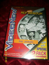 VIDEONOW  HEY ARNOLD THE JOURNAL 2 PACK PVD DISCS