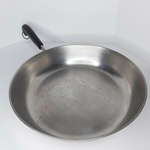 REVERE WARE 12 Inch Copper Clad Skillet Fry Pan No Lid