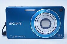Sony Cyber-shot DSC-W350 14.1MP Digital Camera - Blue