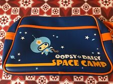 Oopsy Daisy Space Camp flight bag, vintage, never used