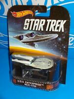 Hot Wheels Retro Entertainment Series Star Trek U.S.S. Enterprise NCC-1701