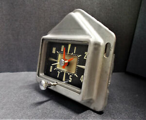 1957 57 Ford Clock Serviced Works Perfectly Fairlane,  Ranchero