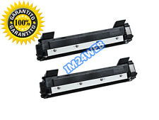 Tcb1050 2 Toner Tn-1050 compatibile Nero per Stampanti Brother Hl-1110 Hl-1112