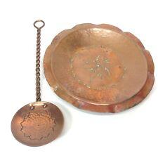 2 Pieces of Vintage Weeda Copper Tasmania