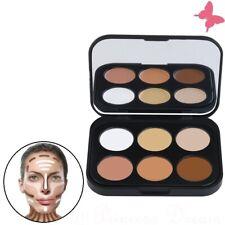 Contouring Palette Make-UP Set Contour Palette Makeup Brush  Puder Highlighter