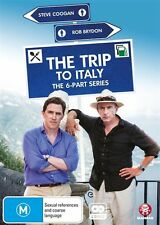 The Trip To Italy (DVD, 2014, 2-Disc Set) - Region 4