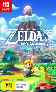 The Legend of Zelda Link's Awakening Nintendo Switch Brand New