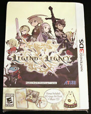 Legend of Legacy Launch Edition (Nintendo 3DS, 2015)