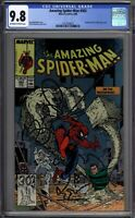Amazing Spider-Man 303 CGC Graded 9.8 NM/MT McFarlane Marvel Comics 1988