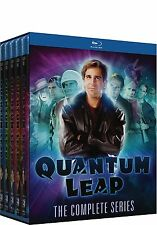 Quantum Leap: Complete Scott Bakula Tv Series Seasons 1 2 3 4 5 Boxed BluRay Set